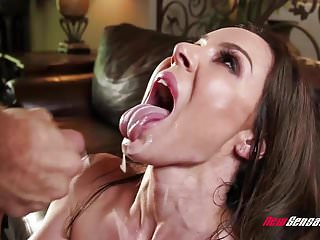 Kendra Lust scopa Hung Step Son