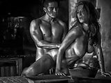 Romantic Lovemaking Photos in Black and White - Part 2