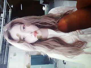 Gfriend Sowon cum (tribute)