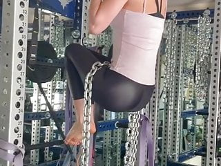 Brie working her ass