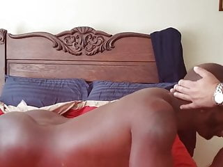 HOT BLACK BOTTOM WANTED DADDY'S COCK
