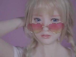 Silcone Sex Dolls 158cm young love dolls