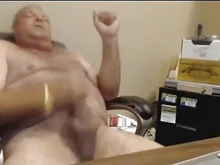 Daddy plays webcam...