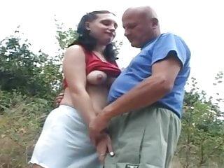 Men pissing