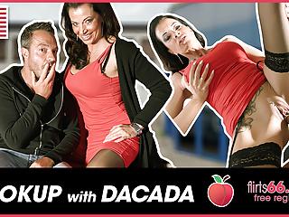 German MILF DaCada banged at her place of work!