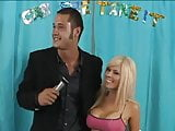 kenzi marie goes to a game show and her prize is a hard fuck