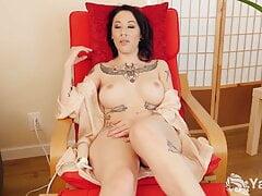 Yanks Babe Selina Haze is Multi-Orgasmic