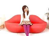 Hot young Aimi Nakatani gets her hairy  - More at hotajp.com