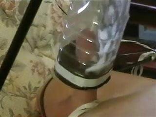 Homemade millking machine...