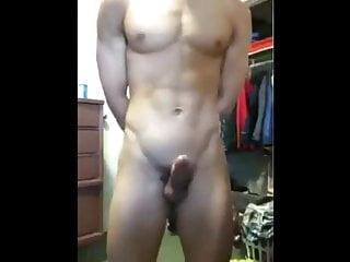 American athlete striptease amp wank 3 039 15...