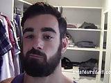 Bearded Fleshlight Selfie