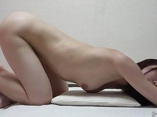 Mika kurosaki naked exercise...