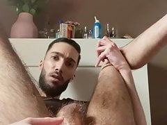 Open hairy hole