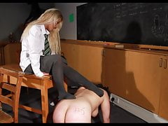 Lesbian Domina - Firm Humiliation