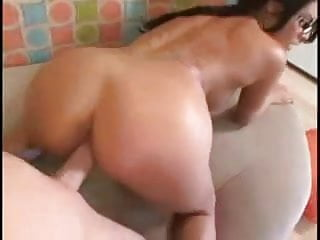 Mikayla Gets Cum On Her Sexy Ass