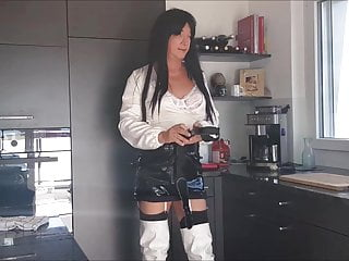 Crossdresser in ass lingerie offers for fucking