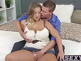 Natural tits Crystal Swift enjoys missionary and doggystyle