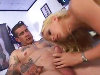 Tattoo Shop Anal Slut Heidi Mayne