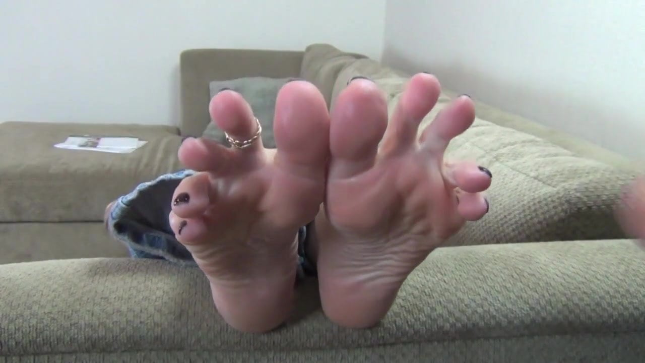 Feet Worship After Work