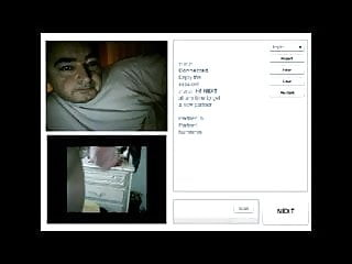On chatroulette...