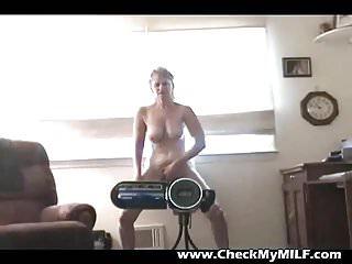 Check my milf home made masturbation video...
