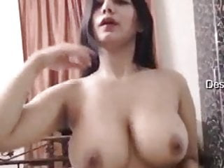 Exquisite Bengali whore showing her Great knockers