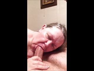 Cumming in her mouth – Miami Blowjob