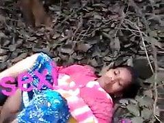 Fucking with Desi village randi outdoors