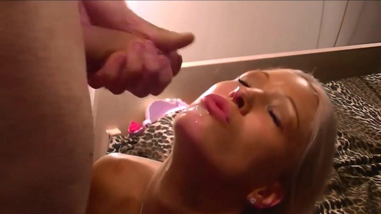 Blonde Huge Boobs Amateur Handjob And Fucking Big Tits Blonde