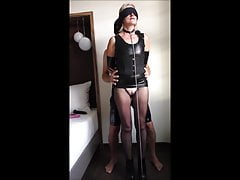 sub training - standing and legs fuckingfree full porn