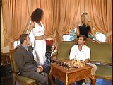 Group Sex After Chess Match