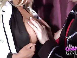 Sexy busty...