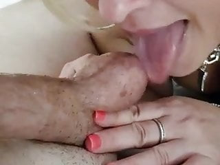 Blowjob from busty amateur british granny from forsex...