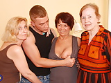 Son serving granny and mature moms home porn