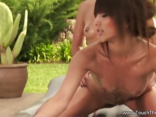 Friends Massage Good to Lesbian Relaxing so So and Do Nuru