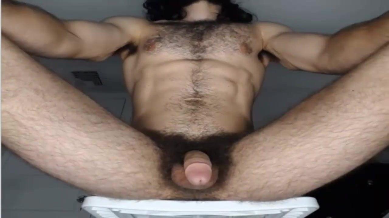 Amazing Gay Cock amazing hunk face covered in inked jocks sweaty feet - hd