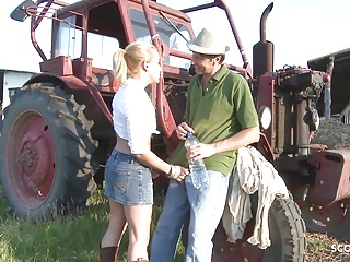 Farmers daughter fuck guy...