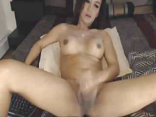 Hot goddess of sex shows big...